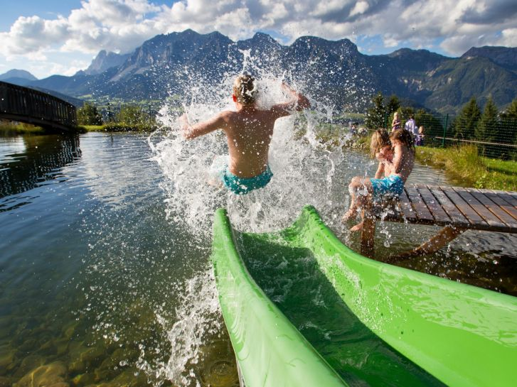 Bathing and swimming in the holiday region Schladming-Dachstein