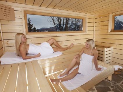 Hotel with Wellness Area: recharge your batteries in Schladming